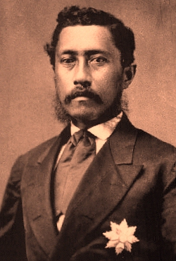 Copyright©Christopher Buyers: 1872 - 1874 H.M. William Charles Lunalilo, By the grace of God King of the Hawaiian Islands. b. at Polukaina, Honolulu, Oahu, ... - hawaii-Lunalilo