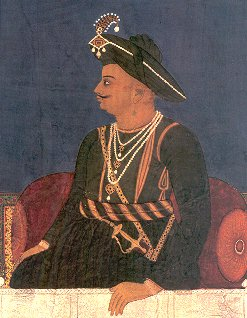Tipu Sultan (1750-1799) of India,Cruel Persecutor of the Hindus and St.Thomas Christians of Southern India