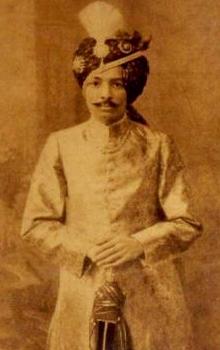 Maharaj from england - 5 10